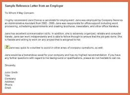 sample of personal reference letter bio example