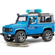 land rover bruder bruder land rover polis aracı ve memur loco poco oyuncak