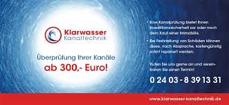 Hauskauf 24 Klarwasser Kanaltechnik U2013 Kanalcheck Bei Hauskauf