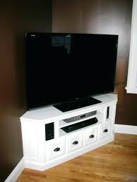 turning a bedroom closet into entertainment center with flatscreen