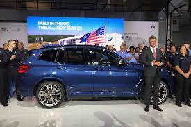 five things to know about the new 2018 bmw x3 and bmw plant in