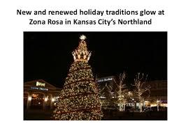 zona rosa tree lighting 12 24 12 christmas in kansas city