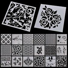 craft stencils u0026 templates ebay