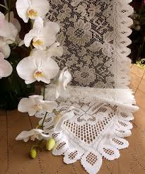 ivory lace table runner 13 x 120 ivory lace table runner premier table linens