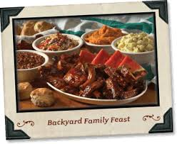 Backyard Bbq Las Vegas Bbq Feasts Family Size Menu Lucilles Smokehouse Bbq