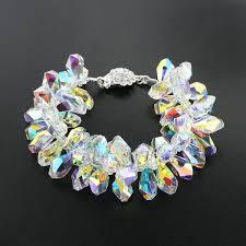 multi color swarovski crystal bracelet images 2587 best jewelry design inspirations images jpg