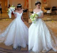 princess style wedding dresses 2015 royal style wedding dresses a line shoulder lace applique