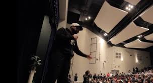 Goes Off Motivational Speaker Goes Off After Being Disrespected By High
