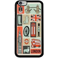 london illustrated rubber phone case u2013 little british shop