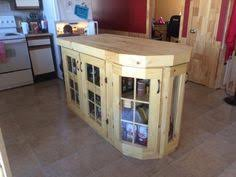 handmade kitchen islands custom kitchen island made with reclaimed barn material pallet