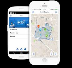 android bike app monash bikeshare