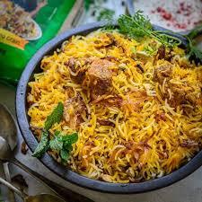 biryani cuisine authentic hyderabadi mutton biryani recipe whiskaffair