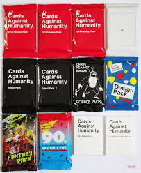 cards against humanity expansion cards against humanity expansion packs cool spot gaming