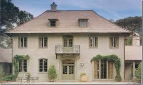 home refacing french country painted brick homes french country