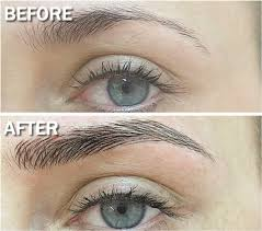eyeliner tattoo groupon 6d microblading for eyebrow receeding hairline and bald spots