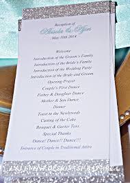 Traditional Wedding Program Abisola U0026 Ajiri U0027s Wedding In Dublin California Sf Bay Area