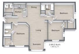 the parkton floor plans