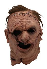 leatherface costume the chainsaw 2003 remake leatherface mask