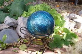 Gazing Globe Stand Reminisce Gazing Bowling Ball