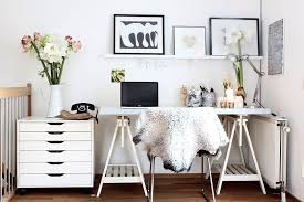 Home Office Decoration Ideas 50 Splendid Scandinavian Home Office And Workspace Designs