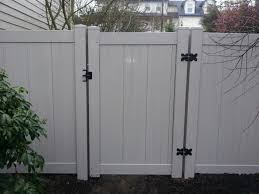 the value of pvc fence gate for backyard space u2014 bitdigest design