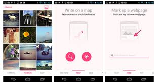skitch android skitch for android gets a new look