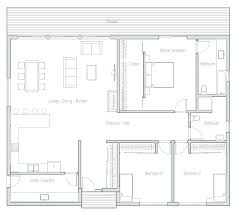 one house plans simple one house plans open one house modern house plans