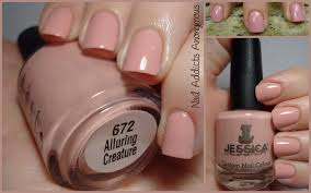 nail addicts anonymous jessica runway style collection spring