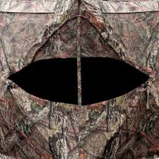 Bow Ground Blind Primos Mossy Oak Break Up Country Club Xl Bow And Rifle Hunting
