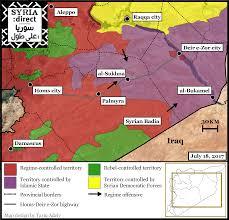 Us Desert Map In Open Desert Combat Regime U0027s Air Force U0027hunts Down U0027 Islamic