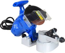 bench mount electric chainsaw chain sharpener princess auto