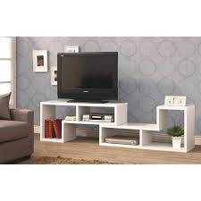 tv stand tv stand for living space cozy corner fireplace tv