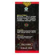 jual super tonik madu kuat alami 60 ml obat kuat harga rp