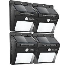Dusk To Dawn Motion Sensor Outdoor Lighting Battery Motion Activated Outdoor Lighting Equipment Ebay