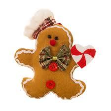 shop chic gingerbread headband ornaments