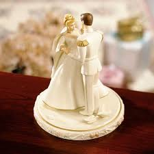 cinderella wedding cake topper lenox classics disney cinderella s wedding day cake topper