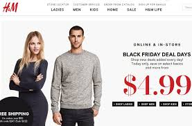 h m black friday what your favorite fast fashion brand says about you