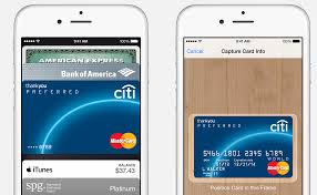 Citi Card Business Credit Card Apple Pay Lets Man Scan Use Wife U0027s Citi Credit Card Without