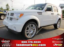 dodge jeep white dodge nitro review and photos