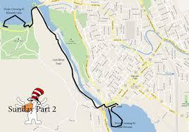 Klamath Falls Oregon Map by Kkc Course