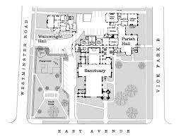 St Paul Campus Map Directions U0026 Maps St Paul U0027s Episcopal Church