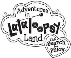 adventures lalaloopsy land pillow amazon ca dvd