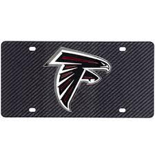 Atlanta Falcons Rug Atlanta Falcons License Plates Auto Accessories Nflshop Com