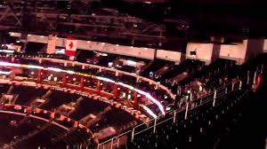 Staples Center Seating Map Inside The Staples Center Part 2 Youtube