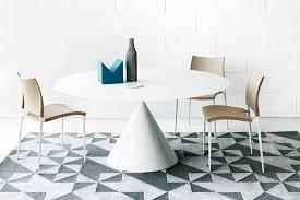tavoli di cristallo sala da pranzo tavolo rotondo sceglierlo per la zona pranzo tavoli