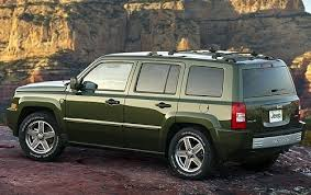 2007 jeep patriot gas mileage used 2007 jeep patriot for sale pricing features edmunds