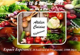 cuisine vegetarienne atelier cuisine vegetarienne stage atelier cuisine a dijon