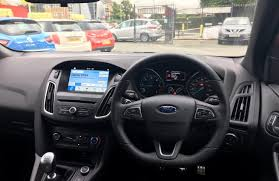 ford focus st leasing in review ford focus st line 1 5 tdci
