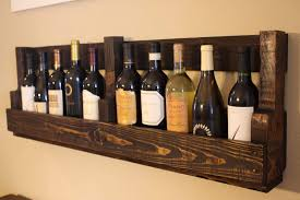 pallet wine rack u2022 recyclart