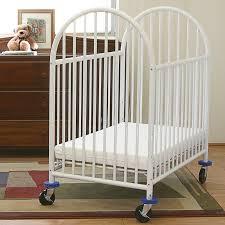 Folding Mini Crib Deluxe Non Folding Mini Crib White 310411715